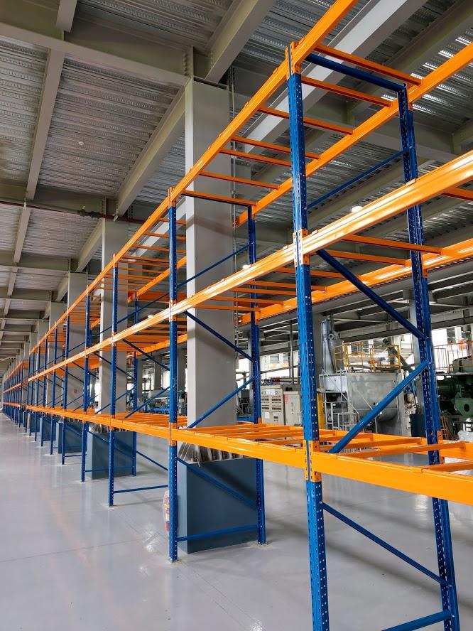 台中倉儲彰化倉儲架 貨架 重型架 收納架 物料架