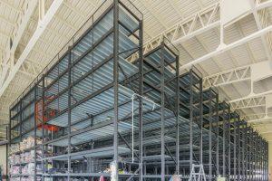 台中、彰化倉儲架基層架 免螺絲角鋼基層架